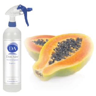 Ambientador Spray Papaya 750ml.