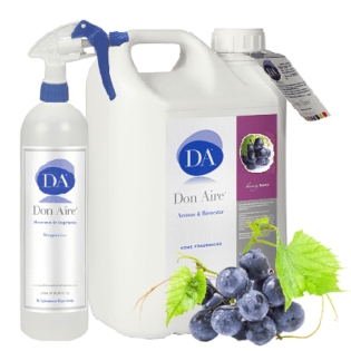 Home Fragrance Spray Grape fragrance 5 liter.