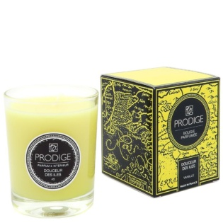 Scented Candle Doucer des Iles