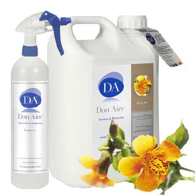 Ambientador Spray Velvet 5lt