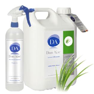 Parfum d'ambiance Spray Vétiver Vert 5 litres