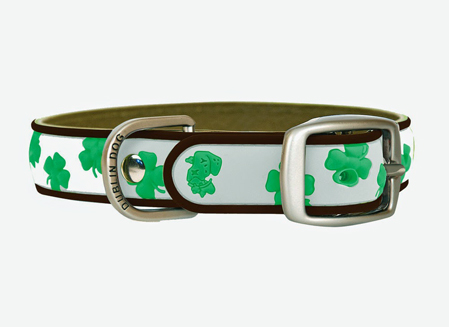 Collar para perros Dubling Dog LOTS O'LUCK