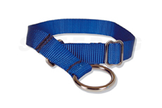 Collar Mushing semi-estrangular