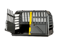 Box transporting para perros Variocage Doble L