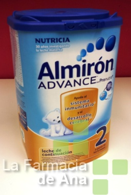 Almiron Advance 2 con Pronutra