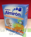 Almiron galletitas 6 cereales