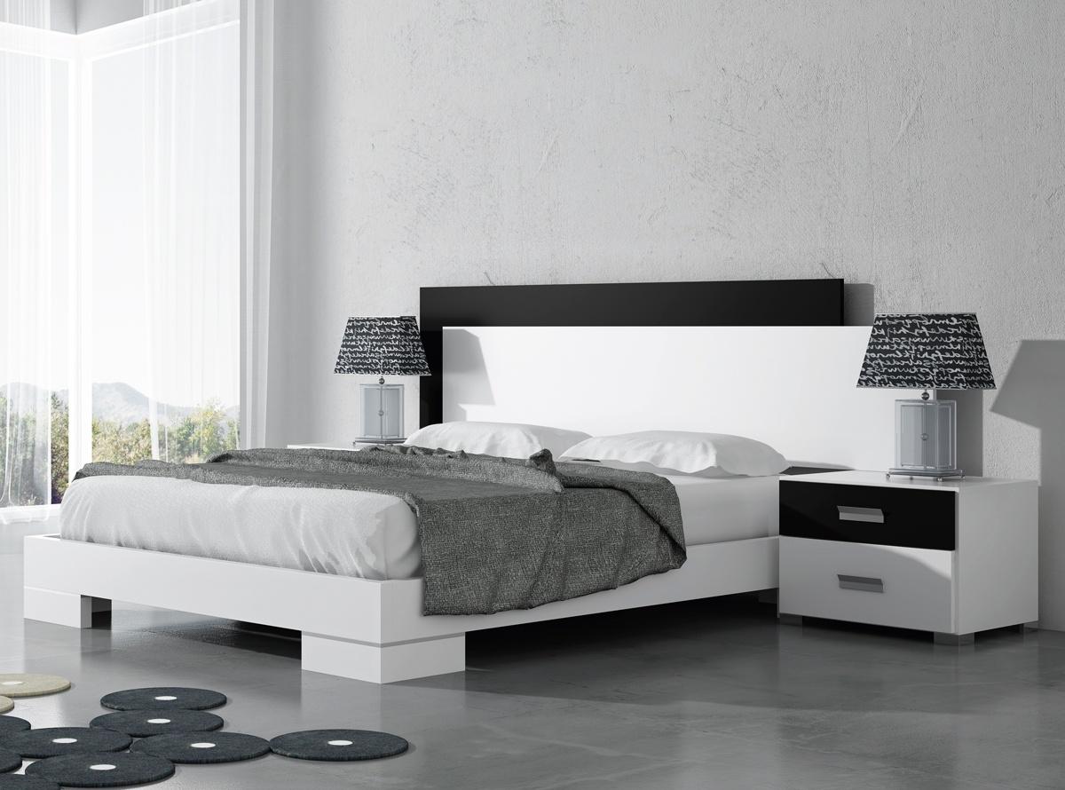 Dormitorio bengasi 2 dormitorios matrimonio muebles la for Muebles blancos dormitorio