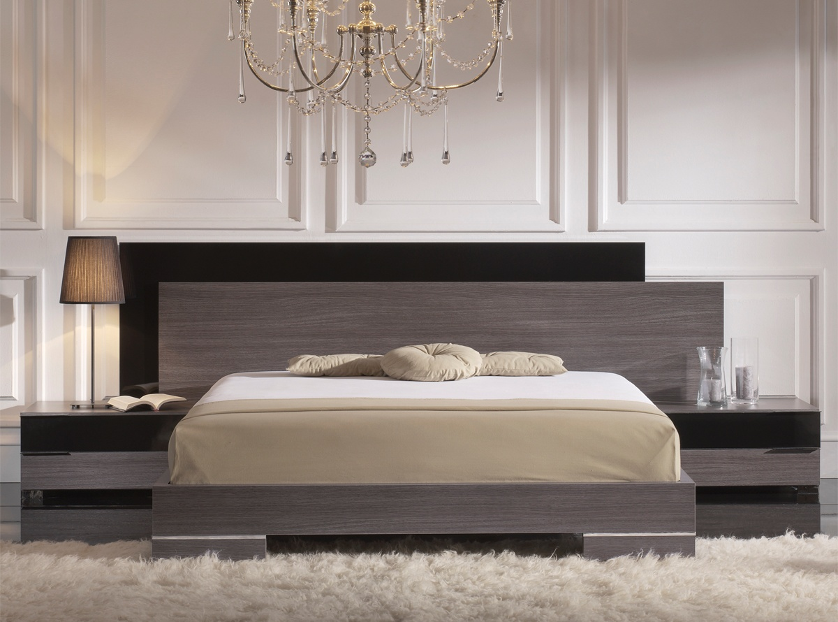 Dormitorio bengasi dormitorios matrimonio muebles la for Dormitorio matrimonio negro