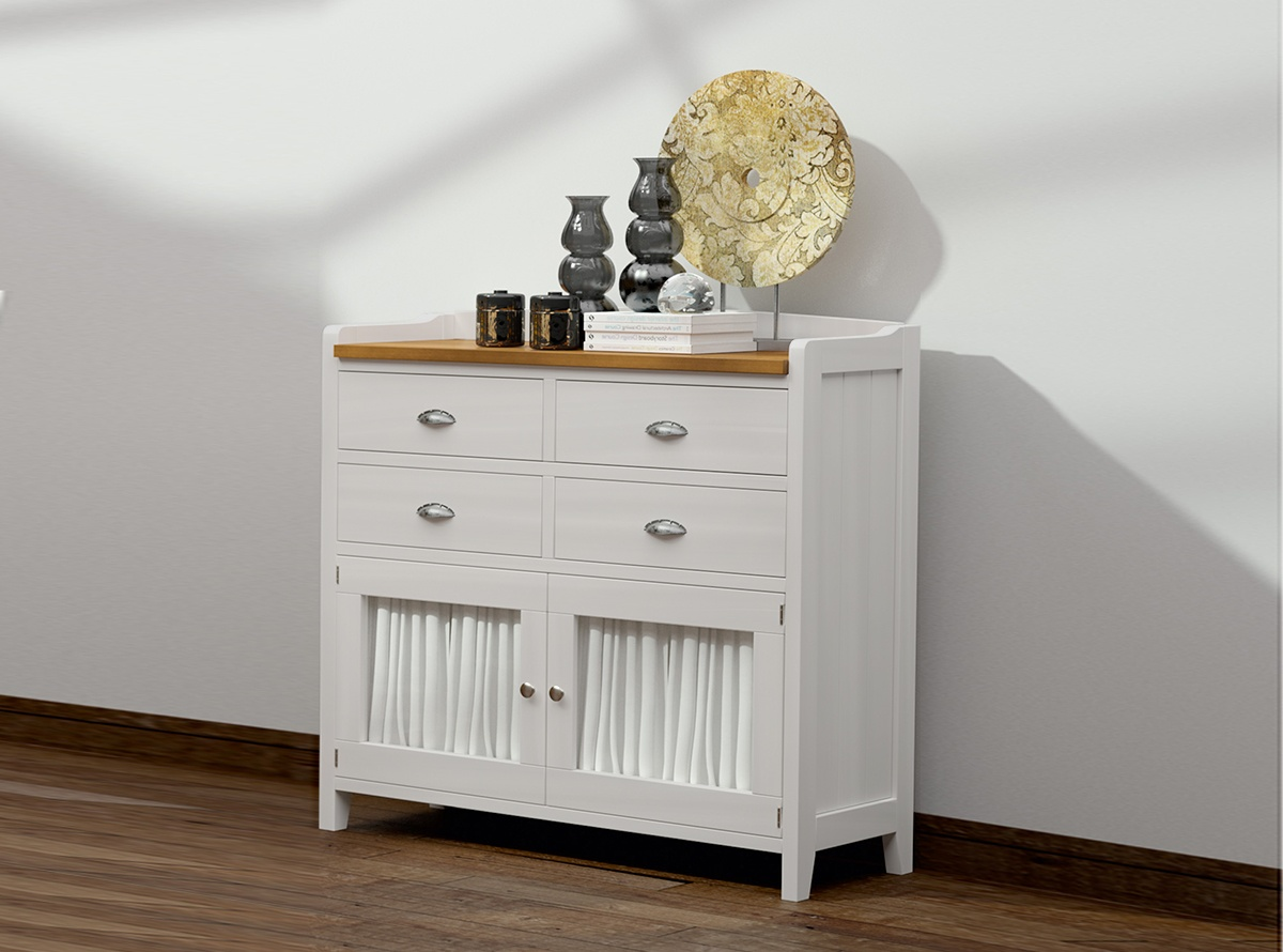 Aparador brist muebles de salon muebles la fabrica - Muebles figueres ...