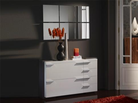 Recibidor denmark muebles de salon muebles la f brica for Malga muebles