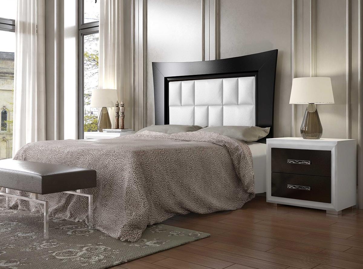Dormitorio flavia a dormitorios matrimonio muebles la for Dormitorio matrimonio negro