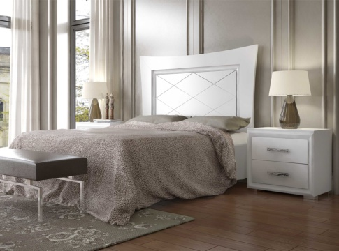 Dormitorio flavia b dormitorios matrimonio muebles la - Dormitorios matrimonio muebles la fabrica ...