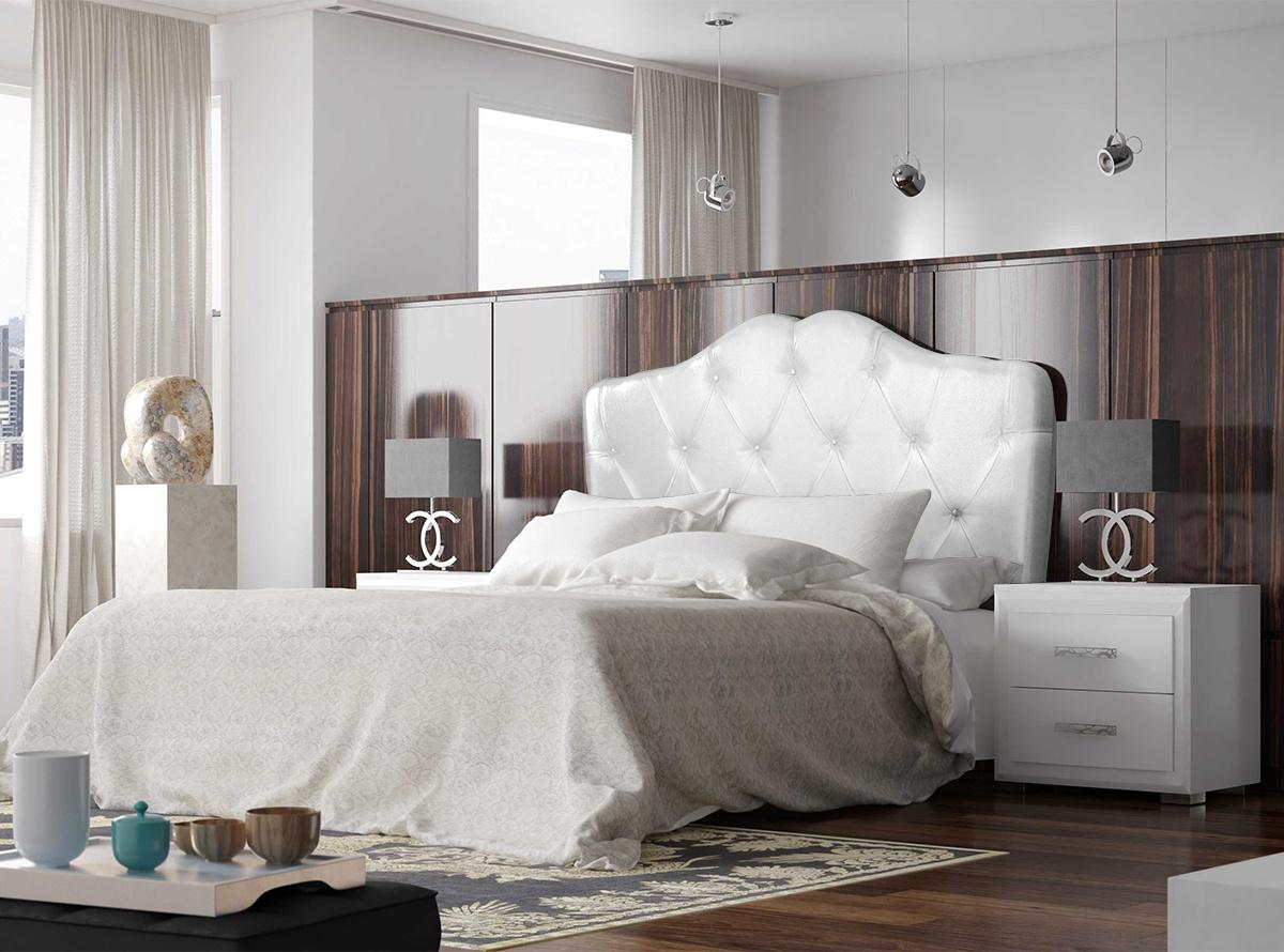 Dormitorio flavia c dormitorios matrimonio muebles la - Dormitorios matrimonio muebles la fabrica ...