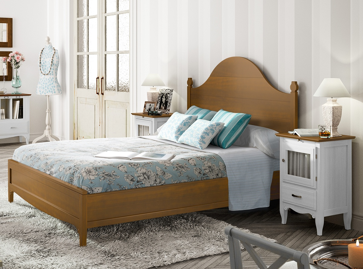 Dormitorio jerian dormitorios matrimonio muebles la - Dormitorios matrimonio muebles la fabrica ...