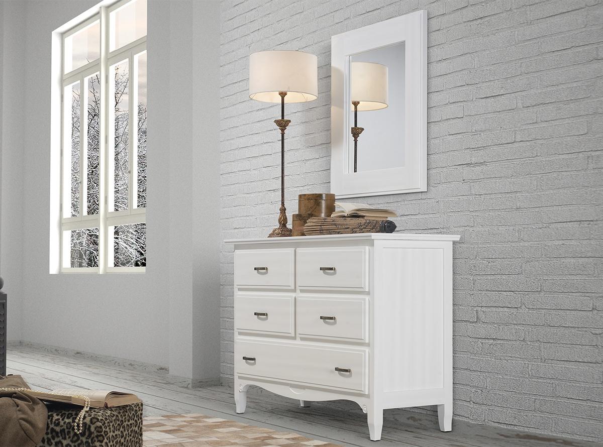 Comoda jerian muebles auxiliares muebles la fabrica - Muebles la comoda ...