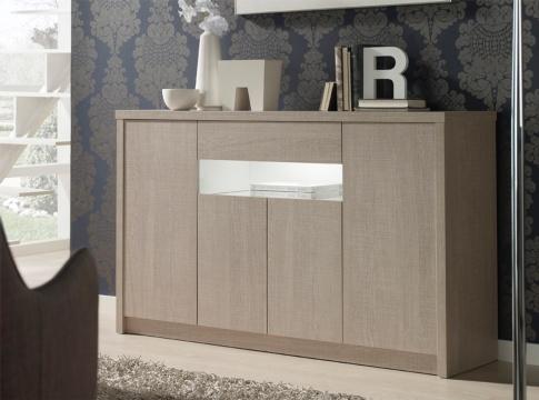 Aparador kener muebles de salon muebles la fabrica for Malga muebles