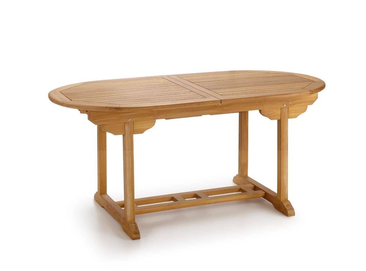 Mesa de jardin lanka muebles de jardin muebles la f brica for Mesa de jardin extensible