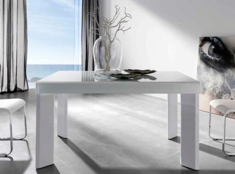 Mesa de comedor leo comedores muebles la f brica - Comedores muebles la fabrica ...