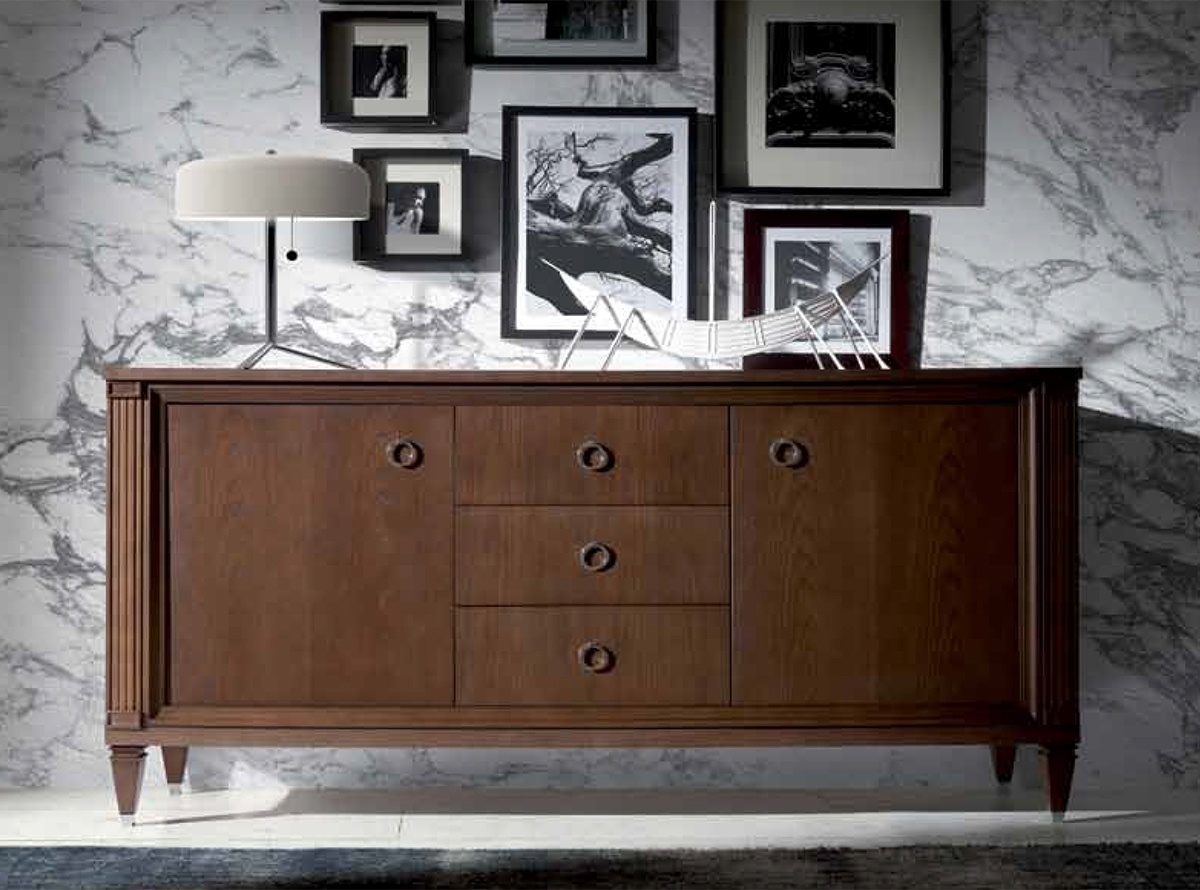 Aparador liberty muebles de salon muebles la fabrica - Muebles la fabrica vic ...