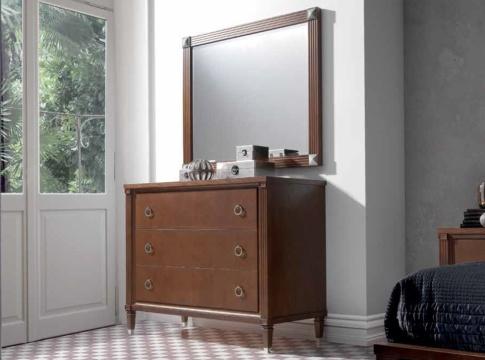 Comoda liberty muebles auxiliares muebles la fabrica for Malga muebles
