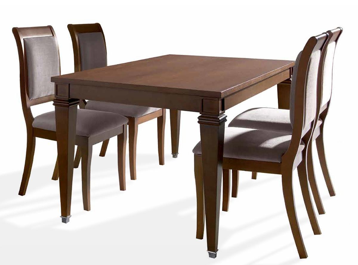 Mesa de comedor LIBERTY - Comedores | Muebles La Fábrica