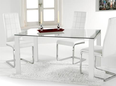 Mesa de comedor aria comedores muebles la f brica - Comedores muebles la fabrica ...