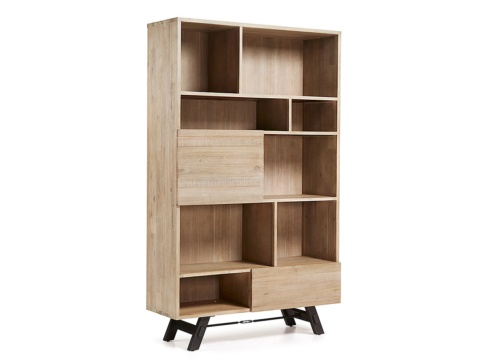 Estanteria massy muebles de salon muebles la f brica for Malga muebles