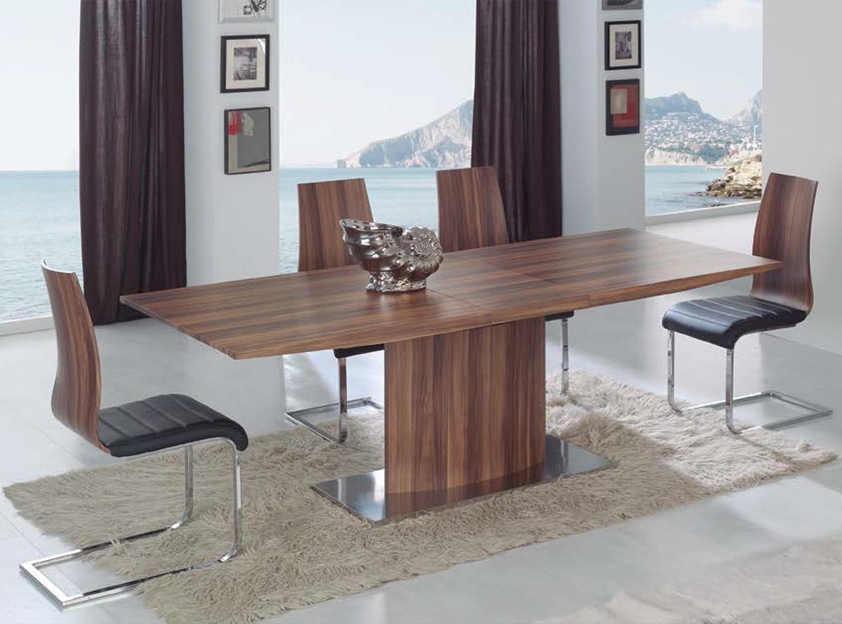 Mesa de comedor noth n comedores muebles la f brica - Comedores muebles la fabrica ...