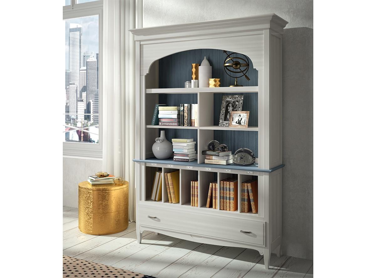 Librer a oria muebles de salon muebles la f brica for Mueble auxiliar salon