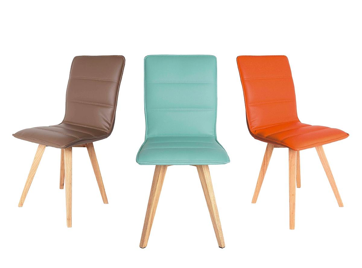 Silla comedor rainbow muebles de salon muebles la fabrica for Muebles la silla