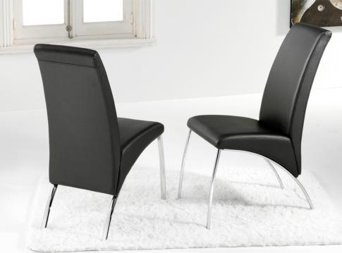 Sillas comedor runar salones muebles la fabrica for Malga muebles