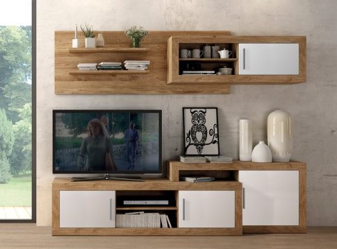 Muebles de Salon Modernos | Muebles La Fábrica