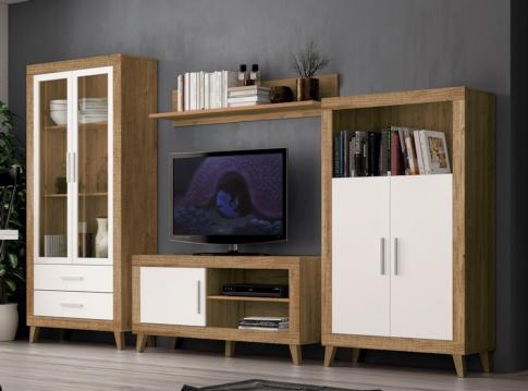 Muebles Salon - Salones Modernos | Muebles La Fábrica