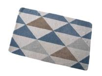 Triángulos azul