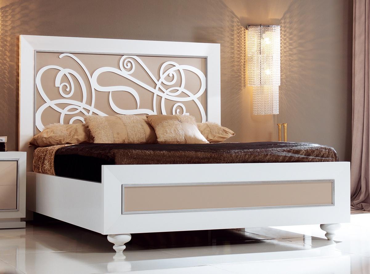 Cama lacada TIKAL - Dormitorios | Muebles La Fábrica