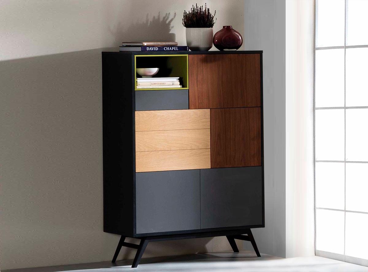 Portico muebles auxiliares idea creativa della casa e - Carrefour muebles auxiliares ...