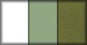 Blanco, veronese y tejido kiwi