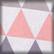 Estampado de triángulos