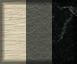 Okumen, gris y mármol negro