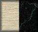 Okumen y mármol negro