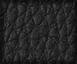Polipiel color negro, tejido 3D beige