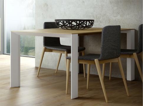 Mesa de comedor harald comedores muebles la f brica for Malga muebles