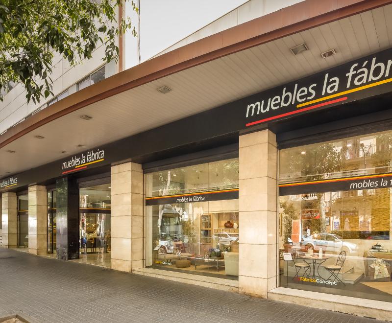 Muebles Barcelona - Tienda de Muebles | Muebles La Fábrica