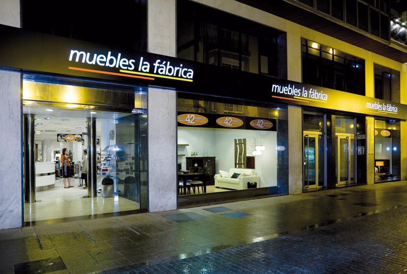 Tiendas de muebles finest tienda teruel with tiendas de for Fabrica muebles valencia