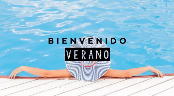¡Bienvenido verano!