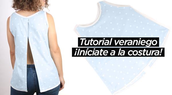 ¡Iníciate a la costura con este tutorial!