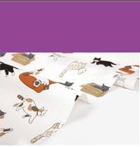 ¡En estos 6 diseños exquisitos 100% algodón!