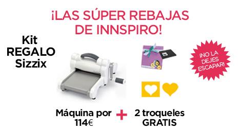 Rebajas Innspiro Pack Big Shot