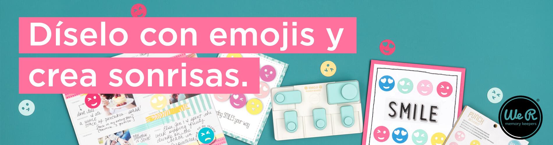 Emoji punch de We R