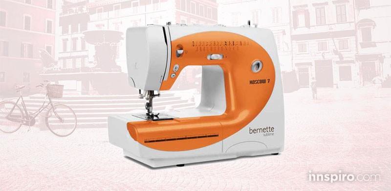 Máquinas de coser Bernette